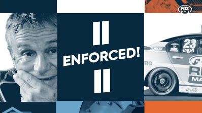 Enforced - Russell Ingall - Fox Sports